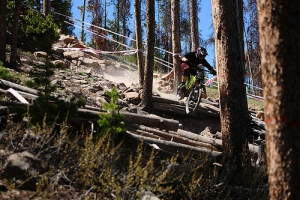 Bike Granby Ranch opens its trails for summer 2015.