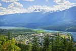 Nestled on the banks of the Columbia River, Revelstoke could soon be home to North America's largest lift-accessed bike park.