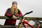 Rachel Atherton is one of the best known women riders in the world.
