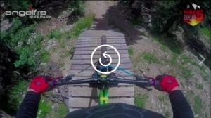 VIDEO: 'Course Preview | Fire 5 Race #4' - Angel Fire Bike Park