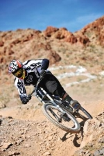 Competitive mountain bikers jockey for cash and notoriety at Bootleg Canyon