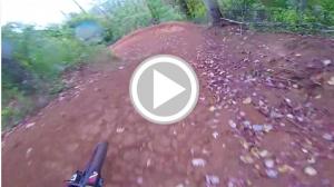 VIDEO: Mick Hannah Rides Bailey Mountain Bike Park