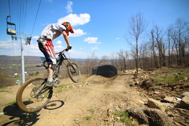 Mountain Creek Bike Park Opens for 2014 Season