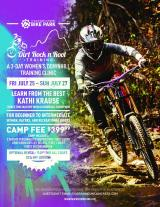 Mountain Creek Hosts Dirt, Rock n Root Women's Downhill Clinic