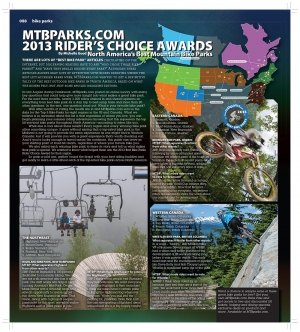 MtbParks | decline magazine's March Bike Park Feature Hits Newsstand