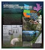 MtbParks | decline magazine's March Bike Park Feature Hits Newsstand