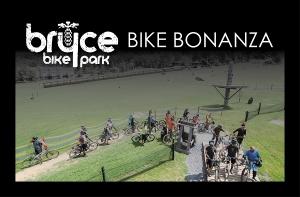 Glow-N-Flow 2.0 and Bike Bonanza go off October 14th at Bryce Bike Park