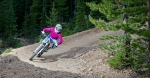 Downhill clinics for women, by women.