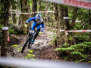 Top international racers like Josh Carlson will likely be competing at the Emerald Enduro in Ireland, leaving the podium open for North American racers.