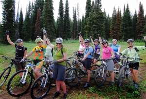 Women of all abilities and riding styles can benefit from a weekend with a pro.