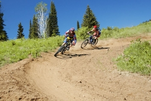 Tamarack Resort will re-open to mountain bikes July 4, 2015.