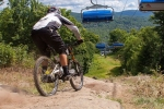Years of Downhill racing heritage are present at Mount Snow.