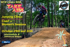 TAKE AIM DH CLINICS: Massanutten Bike Park