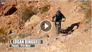 VIDEO : Bootleg Canyon Winter Gravity Series - Mountain Bike Mania