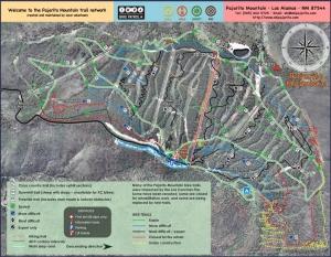 Small-Town Bike Parks, Big Time Fun - Pajarito, Los Alamos, NM