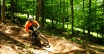 Timberline Bike Park, pictured, will be the first West Virginia stop of the Gravity East Series.