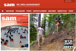 IN THE NEWS: Ski Area Management Publishes MTBparks.com Feature on Silver Mountain