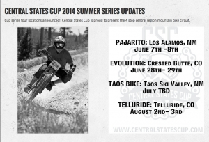 Downhill MTB Racing Returns to CO, NM with Inaguaral Central States Cup