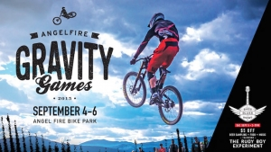 ANGEL FIRE BIKE PARK: 2015 Gravity Games Announced