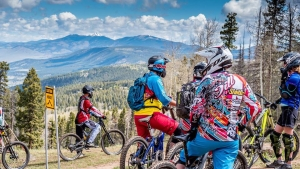 Angel Fire Bike Park opens for the 2016 season May 12.
