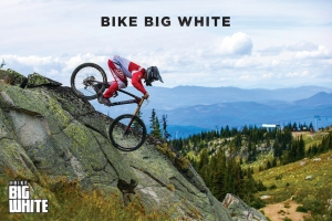 Bike Big White will be Canada's newest bike park in 2017.